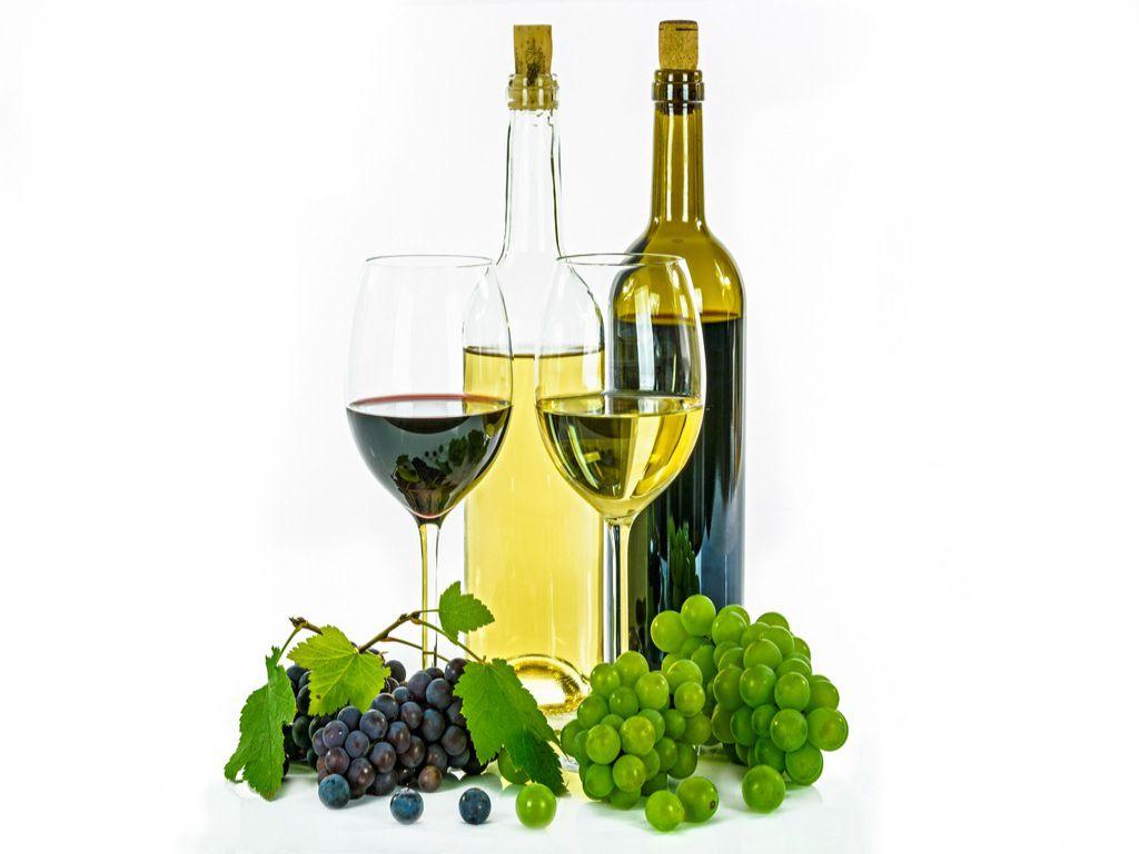 Weinverkauf